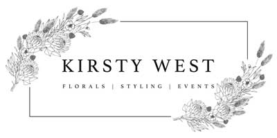 Kirsty West Weddings Logo